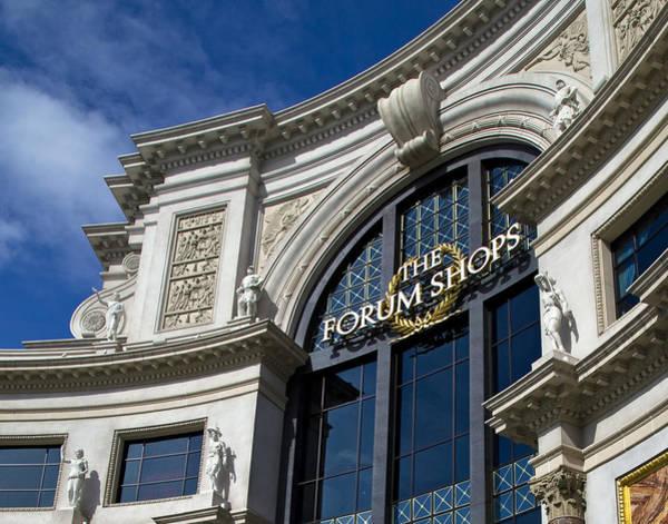 Fabulous Photograph - The Forum Shops Vi by Ricky Barnard