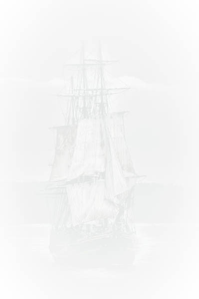 Photograph - The Ghost Ship by David Patterson