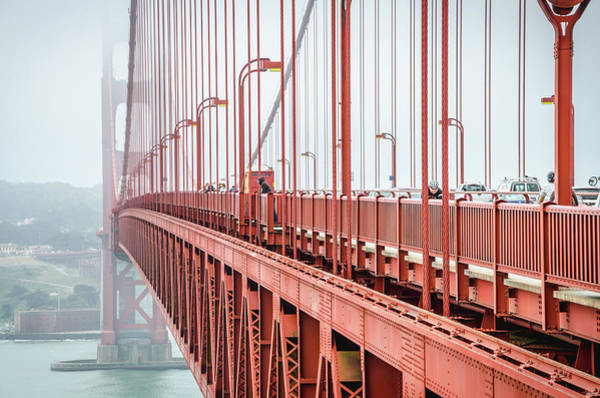 Photograph - The Golden Gate by Margaret Pitcher