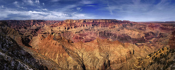 Wall Art - Photograph - The Grand Canyon by Robert Fawcett