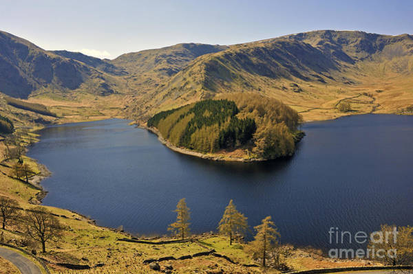 Haweswater Wall Art - Photograph - The Head Of Haweswater. by Stan Pritchard