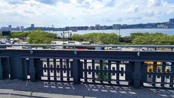 Deck Digital Art - The High Line 197 by Rob Hans