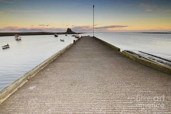 Holy Wall Art - Photograph - The Holy Island Of Lindisfarne by Smart Aviation