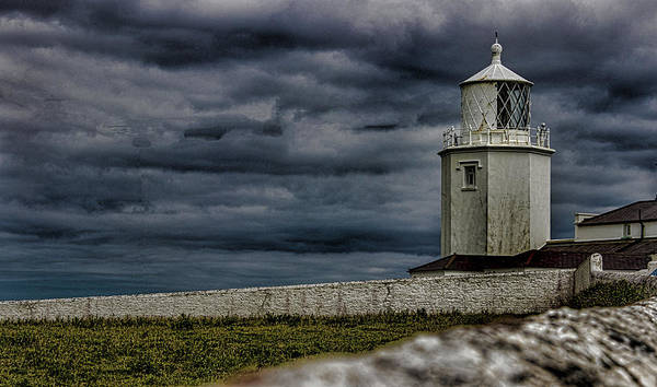 Cornwall Photograph - The Lizard Lighthouse by Martin Newman