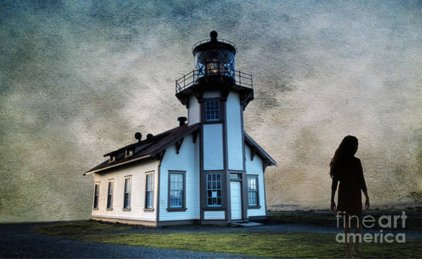 Cabrillo Photograph - The Longing by Bob Christopher