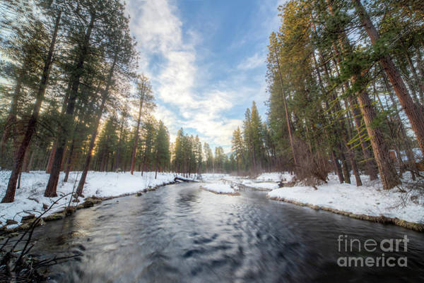 Whitewater Falls Photograph - The Metolius River by Twenty Two North Photography