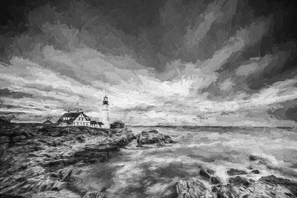 Digital Art - The Motion Of Light by Jon Glaser