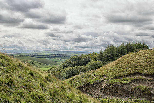 Peak District National Park Photograph - The Peak District by Martin Newman