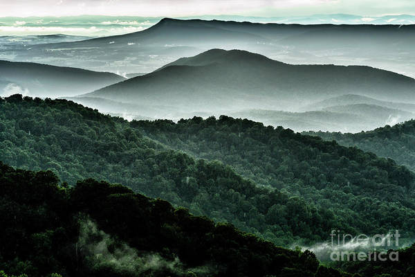 Photograph - The Point Overlook by Thomas R Fletcher
