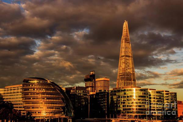 Photograph - London Shard. by Nigel Dudson