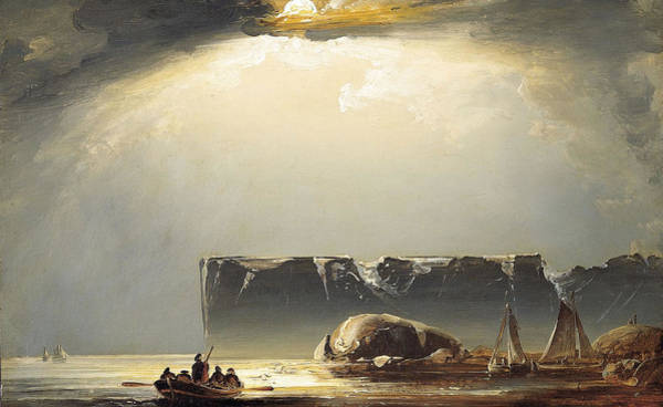 Wall Art - Painting - The Shore by Peder Balke