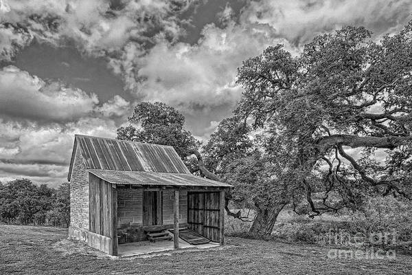 Photograph - The Smoke House by Sam Stanton