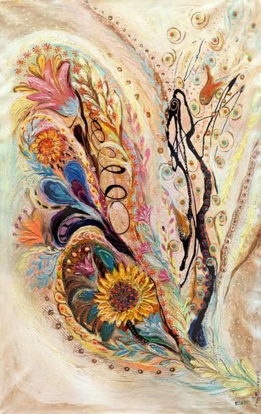 Wall Art - Painting - The Splash Of Life 9 by Elena Kotliarker