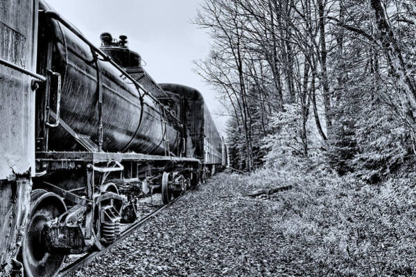 Photograph - The Tanker Car by David Patterson