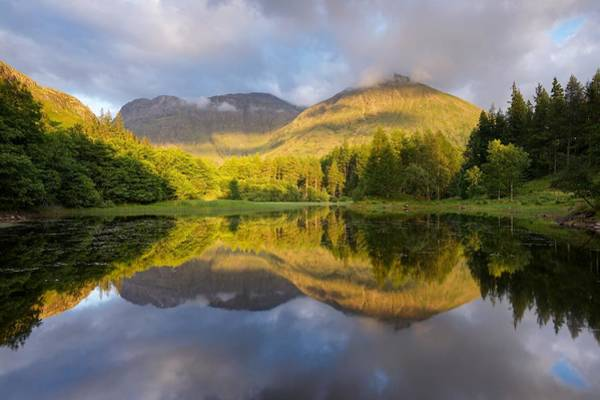 Photograph - The Torren Lochan by Stephen Taylor