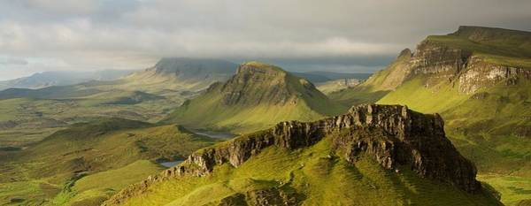 Photograph - The Trotternish Ridge by Stephen Taylor