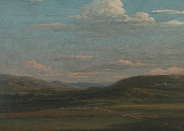 Painting - The Vale Of Pencerrig by Thomas Jones