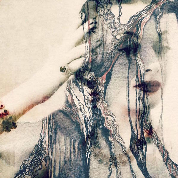 Girl Mixed Media - The Way We Were by Paul Lovering