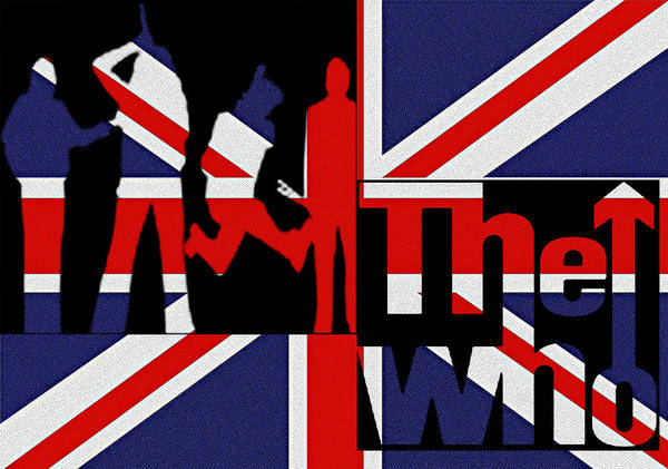 Wall Art - Photograph - The Who by Bill Cannon