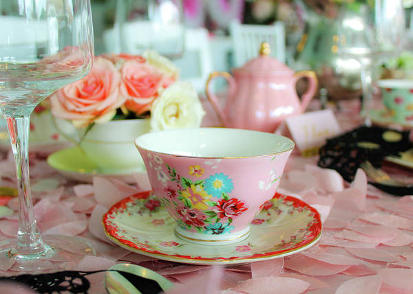 Photograph - Afternoon Tea by Alison Frank
