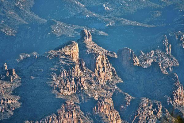 Photograph - Thimble Peak by Dan McManus