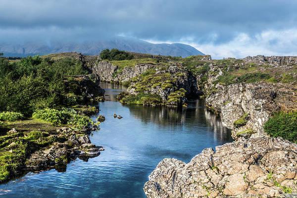 Wall Art - Photograph - Thingvellir National Park by Angela Aird
