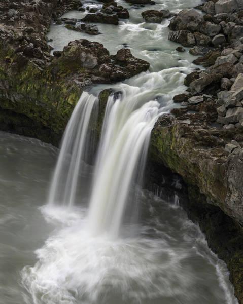 Neiman Photograph - Thofafoss Waterfall Iceland 1542 by Bob Neiman