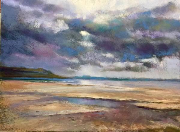Painting - Tide's Retreat by Susan Jenkins