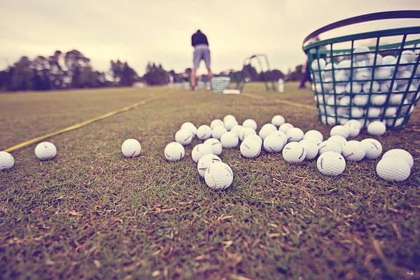 Pebble Beach Golf Course Photograph - Time On The Range by Scott Pellegrin