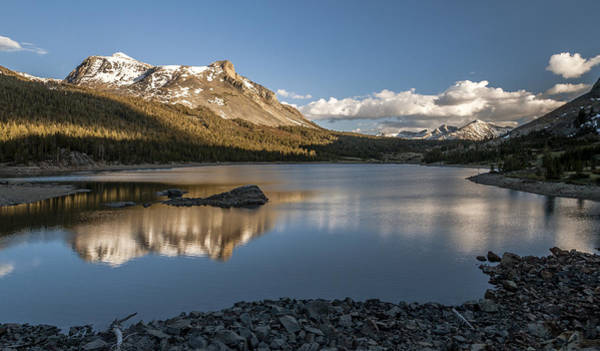 Photograph - Tioga Lake by Cat Connor