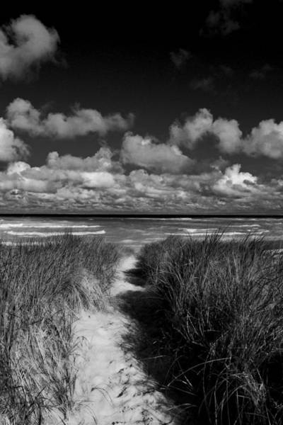 Photograph - To The Beach by Michelle Calkins