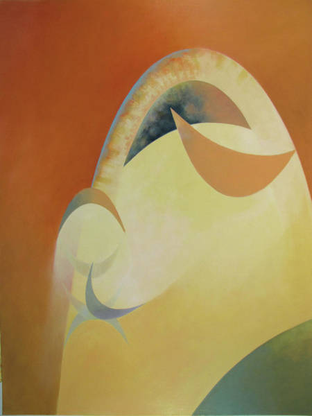 Painting - To The Music, Bells IIi by Betsy Derrick