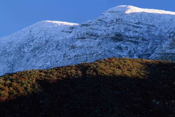 Wall Art - Photograph - Topa Topa Mountains by Soli Deo Gloria Wilderness And Wildlife Photography