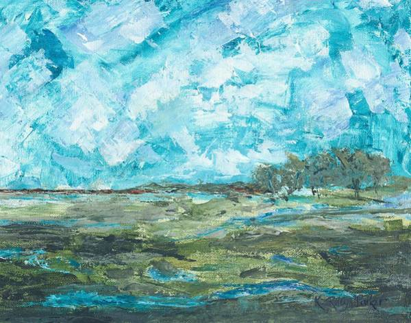Painting - Toward Pinckney Island by Kathryn Riley Parker