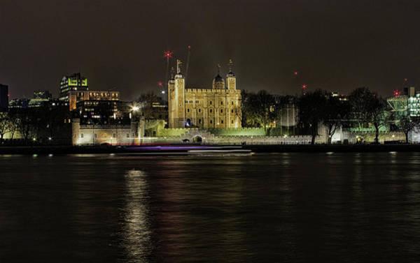 National Historic Landmark Photograph - Tower Of London by Martin Newman