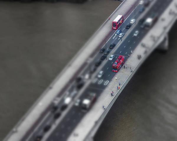 Wall Art - Photograph - Traffic by Martin Newman