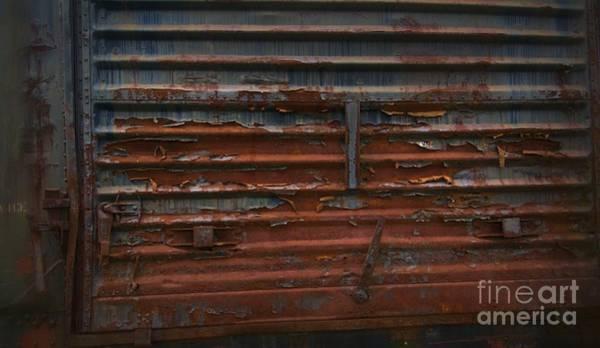 Photograph - Trains 13 Vign by Jay Mann