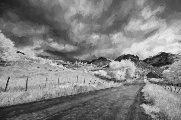 Digital Art - Traveling Down II by Jon Glaser