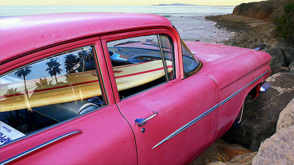 Wall Art - Photograph - Treasure In The Chevy by Ron Regalado