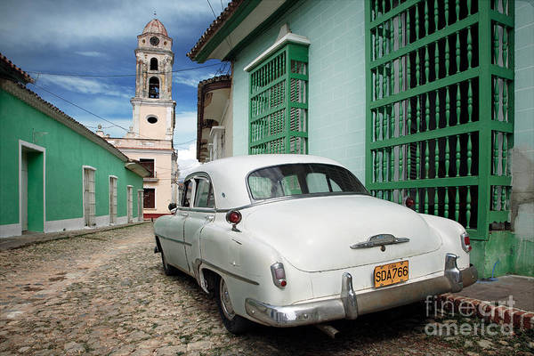 Wall Art - Photograph - Trinidad - Cuba by Rod McLean