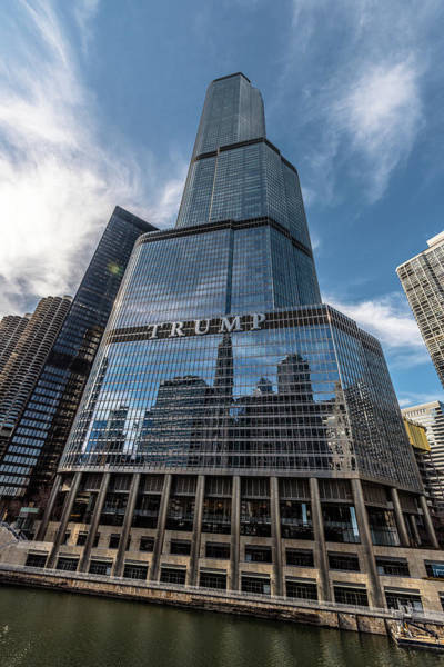 Photograph - Trump Tower by Randy Scherkenbach