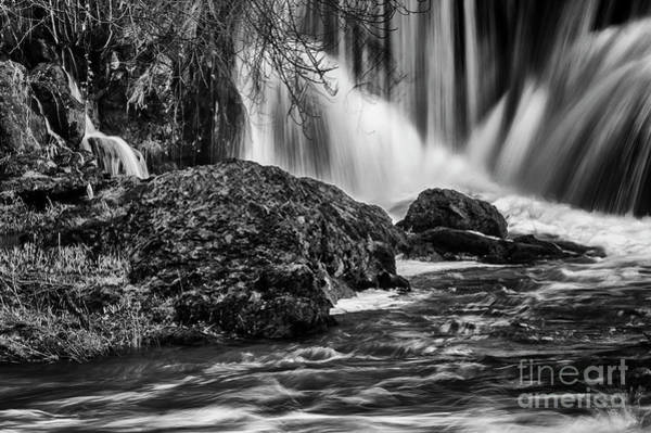 Photograph - Tumwater Falls Park#1 by Sal Ahmed