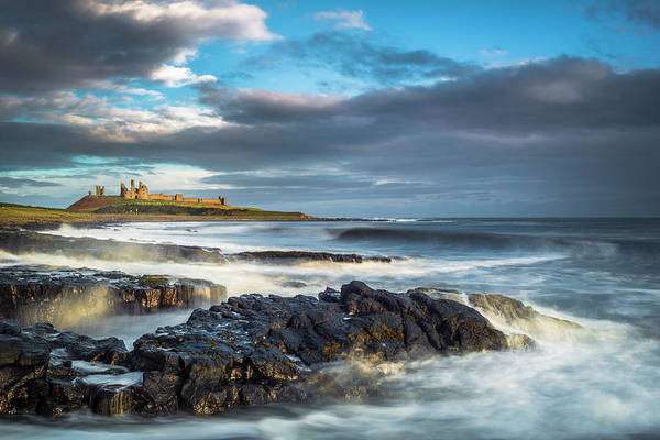 Northumbria Photograph - Turner's View by David Taylor