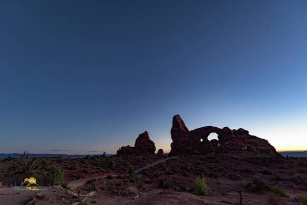 Photograph - Turret Arch by Jim Thompson