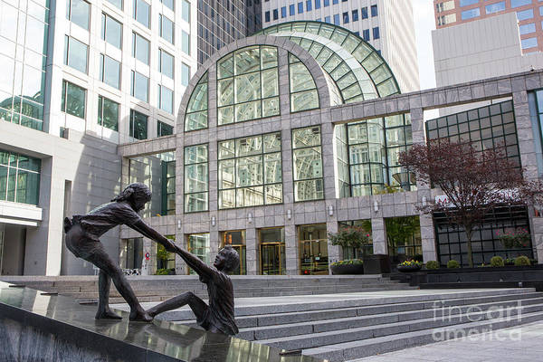 Photograph - Two Wells Fargo Plaza by Kevin McCarthy
