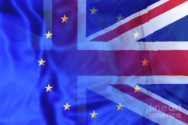 Digital Art - Uk And Europe by Benny Marty