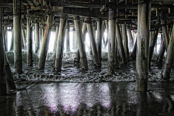 Digital Art - Under The Pier 2 by Joe Lach