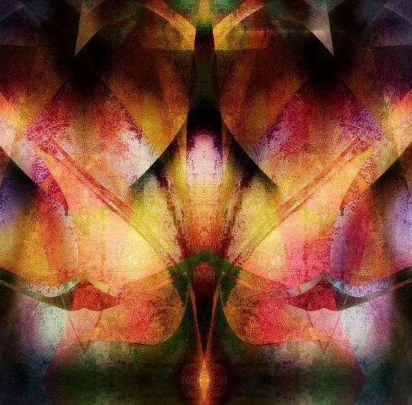 Digital Art - Unfurled by Amanda Moore