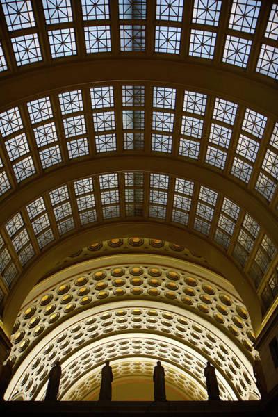 Photograph - Union Station Dc by KG Thienemann