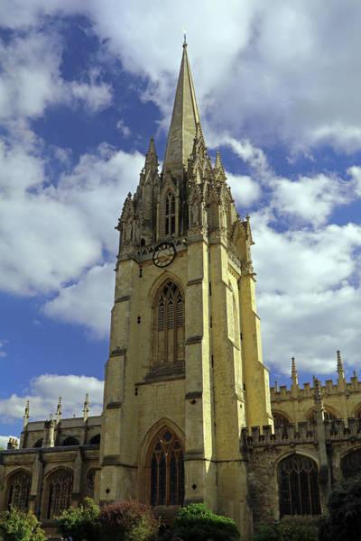 Photograph - University Church Of St Mary The Virgin  by Tony Murtagh